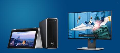 Laptops, Desktops and Monitors